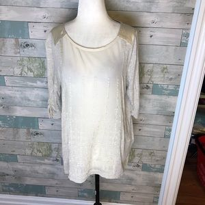 Lucky brand top size M